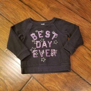 Oshkosh B'gosh sweatshirt top